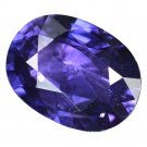 2.09 Ct. Rare Purple Natural Sapphire Loose Gemstone With GLC Certify