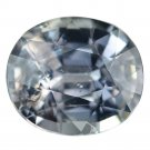 5.835 Ct. Elegant Natural Top Blue Unheated Sapphire Loose Gemstone With GLC Certify