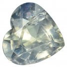 5.1 Ct. Significant Unheated Natural Blue Sapphire Loose Gemstone With GLC Certify