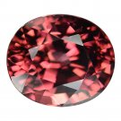 6.97 Ct. Dazzling Rich Top Natural Pink Zircon With GLC Certify