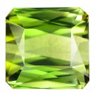 6.06 Ct. Top Class Natural Green Tourmaline Loose Gemstone  With GLC Certify