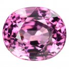 3.05 Ct Exquisite Pink Natural Spinel Loose Gemstone With GLC Certify