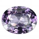 3.34 Ct. Top Quality Purple Natural Spinel Loose Gemstone With GLC Certify