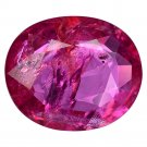 1.73 Ct. A Lovely Unheated Red Ruby Loose Gemstone With GLC Certify