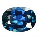 2.35 Ct. Natural Unheated Royal Blue Sapphire Tanzania Loose Gemstone With GLC Certify