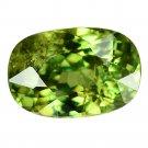 1.36 Ct. Lustrous Best Green Natural Demantoid Garnet Loose Gemstone With GLC Certify
