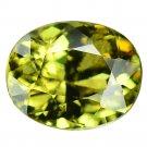 1.05 Ct. Rare Top Green Demantoid Garnet AAA Loose Gemstone With GLC Certify
