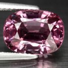 4.04 Ct. Exquisite Purple Natural Spinel Loose Gemstone With GLC Certify
