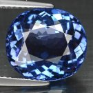 7.35 Ct. Vvs Natural Top Aaa Blue Tanzanite Loose Gemstone With GLC Certify