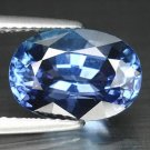 4.215 Ct. Terrific Vvs D-block Natural Tanzanite AAA Loose Gemstone With GLC Certify