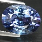 3.2 Ct. Natural Tanzanite D Block Aaaa Loose Gemstone With GLC Certify