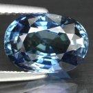 3 Ct. Fantastic D Block Aaa Natural Tanzanite Loose Gemstone With GLC Certify