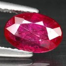 1.05 Ct. Beautiful Color Natural Unheated Ruby Loose Gemstone With GLC Certify