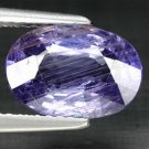 3.49 Ct. Beautiful Oval Shape Unheated Sapphire Loose Gemstone With GLC Certify