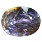 5.66 Ct. Unheated Natural Blue Tanzania Sapphire Loose Gemstone With GLC Certify