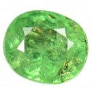 4.08 Ct. Best Green Natural Namibia Demantoid Garnet Loose Gemstone With GLC Certify