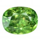 2.32 Ct. Ultra Rare Lustrous Green Demantoid Garnet Loose Gemstone With GLC Certify