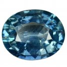 3.91 Ct. Elegant Natural Top Blue Unheated Sapphire Loose Gemstone With GLC Certify