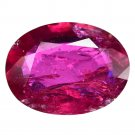 2.15 Ct. Fabulous Red Natural Unheated Ruby Loose Gemstone With GLC Certify