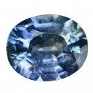 6.67 Ct. Beautiful Oval Shape Unheated Sapphire Loose Gemstone With GLC Certify