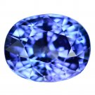 3.71 Ct. Perfect Cut Aaaa Color Natural Tanzanite Loose Gemstone With GLC Certify