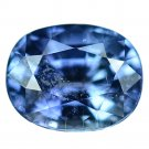 2.4 Ct. Natural Unheated Blue Tanzania Sapphire Loose Gemstone With GLC Certify