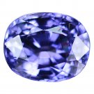 2.66 Ct. Natural Unheated Sapphire Purple Natural Loose Gemstone With GLC Certify