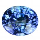 3.05 Ct. Terrific Vvs D Block Natural Tanzanite AAA Loose Gemstone With GLC Certify