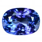 4.07 Ct. Fantastic D Block AAA Natural Tanzanite Loose Gemstone With GLC Certify
