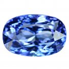 6.22 Ct. Top Quality Tanzanite Oval Cut Perfect Loose Gemstone With GLC Certify