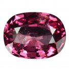 1.35 Ct. Gorgeous Aaa Natural Hot Pink Tanzania Spinel Loose Gemstone With GLC Certify