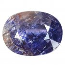3.81 Ct. Beautiful Oval Shape Unheated Sapphire Loose Gemstone With GLC Certify