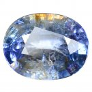 3.32 Ct. Natural Unheated Blue Sapphire Loose Gemstone With GLC Certify