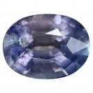 3.14 Ct. Unheated Natural Royal Blue Tanzania Sapphire Loose Gemstone With GLC Certify