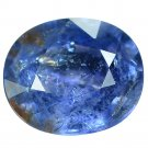 3.11 Ct. Natural Blue Unheated Sapphire Loose Gemstone With GLC Certify