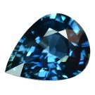 3.2 Ct. Unheated Natural Blue Tanzania Sapphire Loose Gemstone With GLC Certify