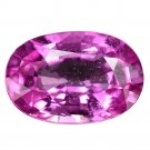 1.26 Ct. Vvs Quality Natural Unheated Pink Sapphire Loose Gemstone With GLC Certify
