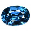 2.28 Ct. Marvelous Royal Blue Unheated Sapphire Natural Loose Gemstone With GLC Certify