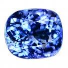 3.2 Ct. Terrific Vvs Blue Natural Tanzanite AAAA Loose Gemstone With GLC Certify