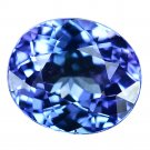 3.21 Ct. Top Quality Tanzanite Oval Cut Perfect Loose Gemstone With GLC Certify