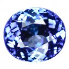 4.51 Ct. Natural Top Aaa Blue Tanzanite Loose Gemstone With GLC Certify