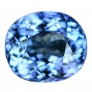 3.69 Ct. Top Quality Natural Tanzanite Perfect Loose Gemstone With GLC Certify