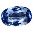 3.97 Ct. VVS Natural Top Kashmir Blue D-block Tanzanite With GLC Certify