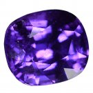 2.06 Ct. Intense Purple Natural Unheated Sapphire Tanzania Loose Gemstone With GLC Certify