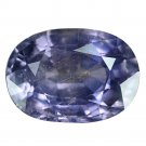 4.57 Ct. Vs Purple Blue Unheated Sapphire Loose Gemstone With GLC Certify