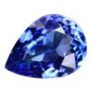 3.33 Ct. Fantastic D Block AAAA Natural Tanzanite Loose Gemstone With GLC Certify