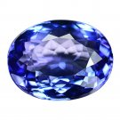 3.39 Ct. Top Quality Tanzanite Oval Cut Perfect Loose Gemstone With GLC Certify