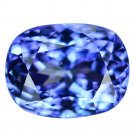3.14 Ct. Sensational D Block AAAA Natural Tanzanite Loose Gemstone With GLC Certify