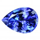 10.53 Ct. Vivid Color Natural Blue Tanzanite Loose Gemstone With GLC Certify