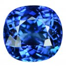 4.09 Ct. Intense Royal Blue Tanzanite D Block AAAA Loose Gemstone With GLC Certify
